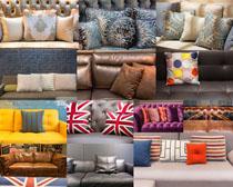 沙发样式摄影高清图片
