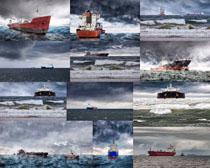航海轮船摄影高清图片