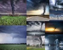 龙卷风暴摄影高清图片
