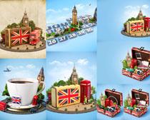 旅行创意广告设计摄影高清图片