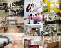 厨房风格设计美观摄影高清图片
