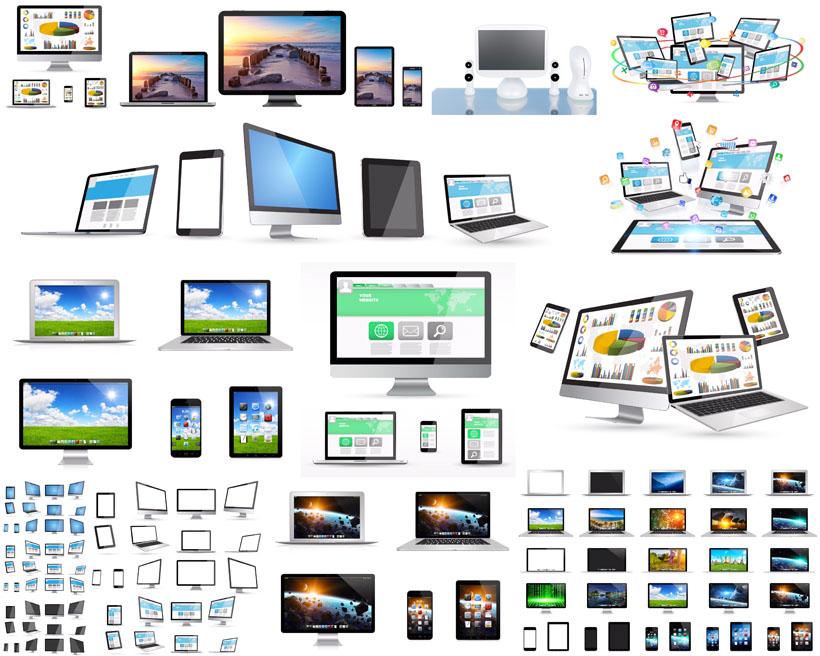 平板电脑科技数码拍摄高清图片