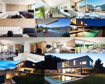 别墅与室内摄影高清图片