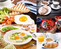 国外早餐食物摄影高清图片