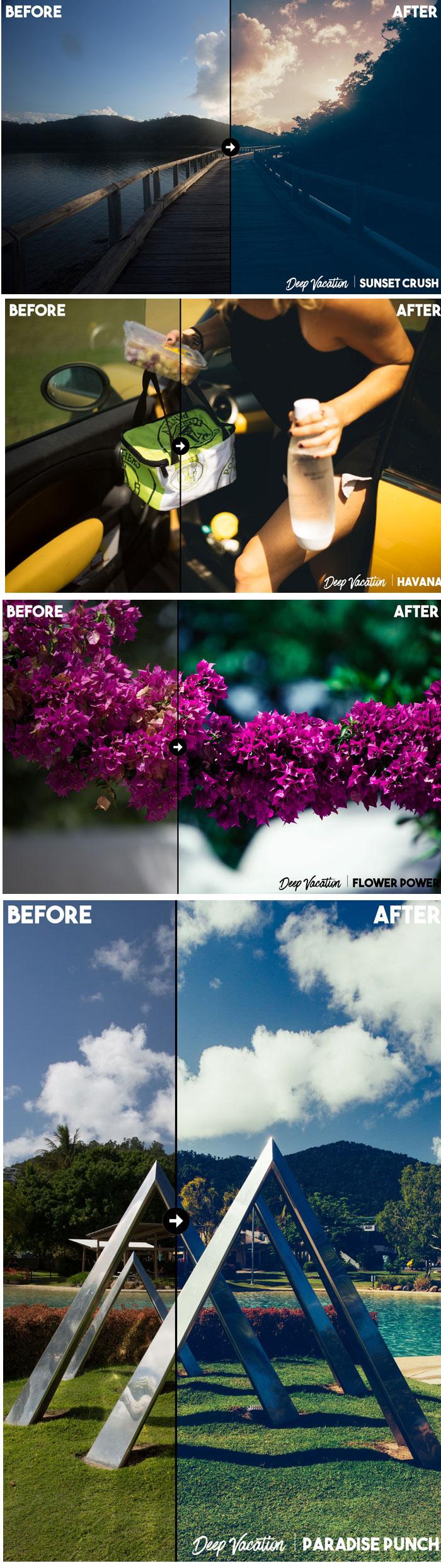 其他素材 > 素材信息   关键字: 照片处理风景照调色后期调色色彩艳丽