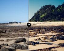 5款沙滩照后期调色LR预设