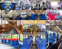 交通座椅摄影高清图片