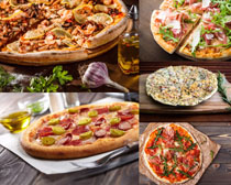 披萨饼摄影高清图片