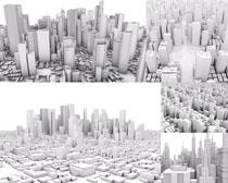 3D建筑设计摄影高清图片