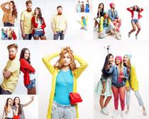 时尚欧美女人摄影高清图片