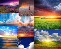 阳光自然风景摄影高清图片