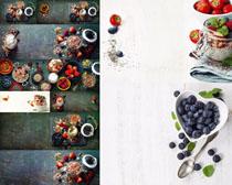 水果奶食物摄影高清图片