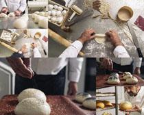 面包制作摄影高清图片