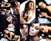 性感化妆写真女子摄影高清图片