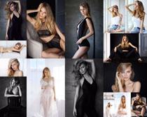 欧美职业女模特摄影高清图片