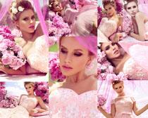 婚纱写真美女拍摄高清图片