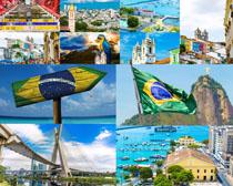 巴西建筑风情摄影高清图片