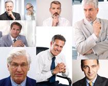 成熟商务男摄影高清图片
