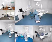 牙科医疗设备摄影高清图片