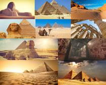 沙漠风光拍摄高清图片
