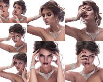 成熟化妆女子摄影高清图片