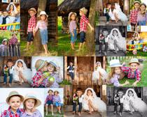儿童小情侣摄影高清图片
