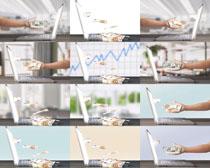 金融商务数码摄影高清图片