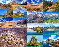 美丽的山水风景摄影高清图片