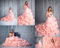 婚纱写真美女摄影高清图片