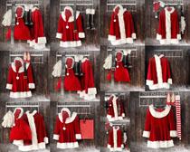 圣诞节服装摄影高清图片