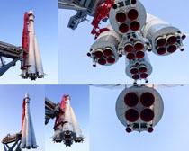 航天运输火箭摄影高清图片