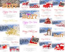 圣诞节背景拍摄高清图片