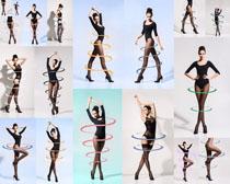 欧美舞蹈女子摄影高清图片