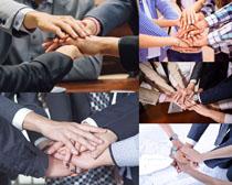手握手团队精神摄影时时彩娱乐网站