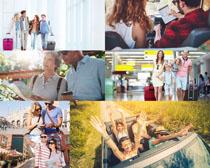 家庭人物旅游摄影高清图片