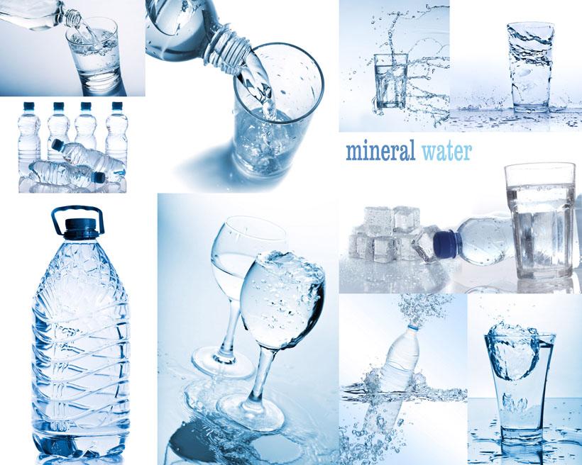 矿泉水杯子摄影高清图片 - 爱图网设计图片素材下载图片