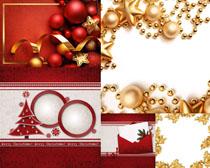 圣诞背景素材高清图片