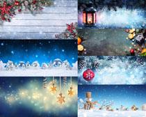 圣诞节封面背景摄影高清图片