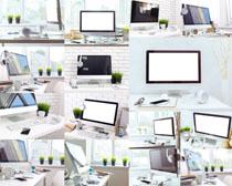 办公商务电脑摄影高清图片