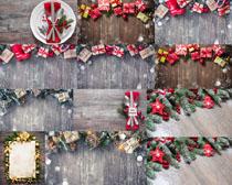 2017圣诞节装饰摄影高清图片
