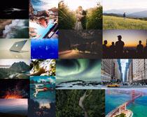 美丽景观风景拍摄高清图片