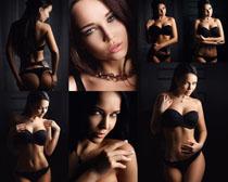 内衣写真欧美女性摄影高清图片