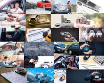 交通汽车事故摄影高清图片