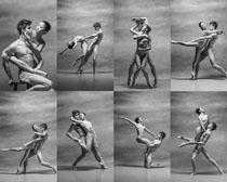 艺术舞蹈人物摄影高清图片