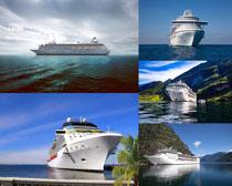 大型轮船拍摄高清图片