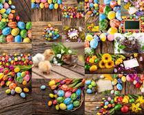 艺术彩蛋展示拍摄高清图片