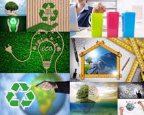 商务环保展示拍摄高清图片