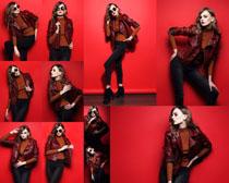 欧美时装写真美女摄影高清图片