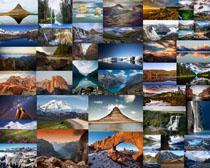 山水景观拍摄高清图片