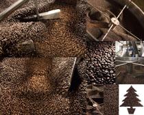 咖啡展示拍摄高清图片